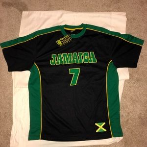 Casual Gear NWT #7 Jamaica soccer jersey!🔥🔥